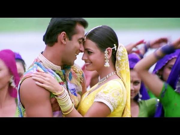 Bindiya Chamke - Full HD Video Song - Salman khan, Dia Mirja - Tumko Na Bhool Payenge