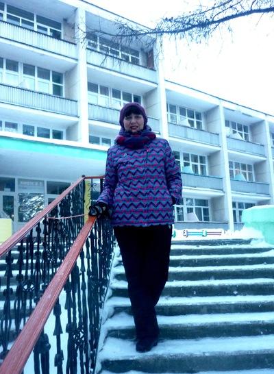 Лариса Горбунова
