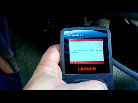 LAUNCH X431 Creader V Plus DIY OBD2 Automotive Code Scanners Full OBD II Functions Diagnostic Scan T