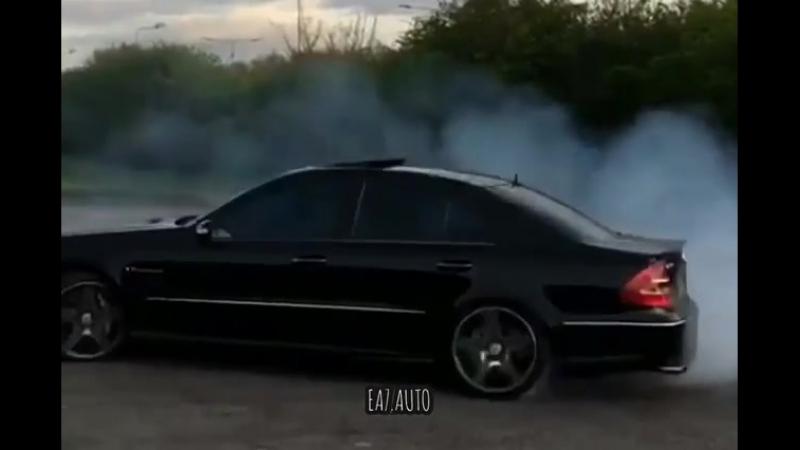 S Class AMG Drift