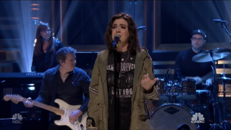 Mean Girls - I'd Rather Be Me (The Tonight Show Starring Jimmy Fallon - 2018-04-19)
