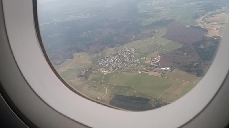 Frankfurt am Main, Deutschland - Katowice, Poland