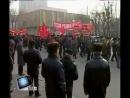 Местное время ТВ-7 г. Абакан, 9 ноября 2002 Коммунисты Хакасии отметили 85-ю Годовщину Октябрьской революции