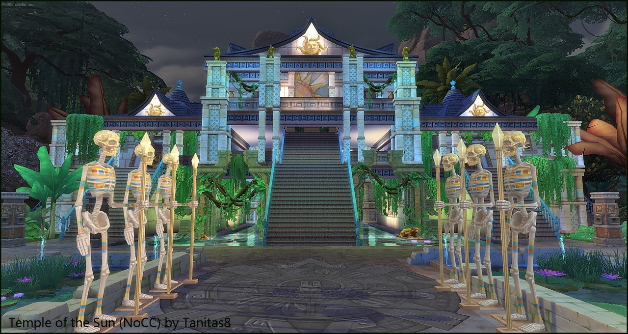 Temple of the Sun (NoCC) by Tanitas