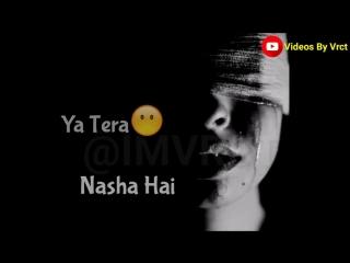 Aaj Ro Len De Ve Jee Bhar Ke _ Whatsapp Love Status _😔💔_HD.mp4