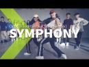 Viva dance studio Symphony - Clean Bandit (ft. Zara Larsson) (Beau Collins Remix)  JaneKim Choreography.