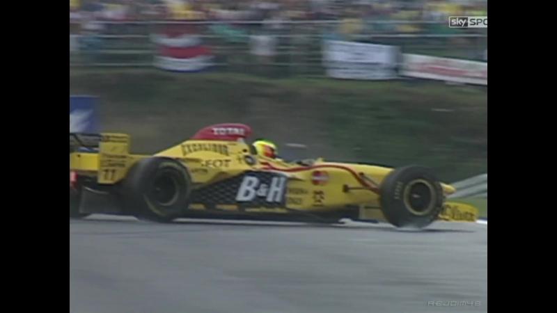F1 1997 SeasonRVEng
