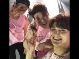180728 EXO's Chanyeol ginjo0412 Instagram Update