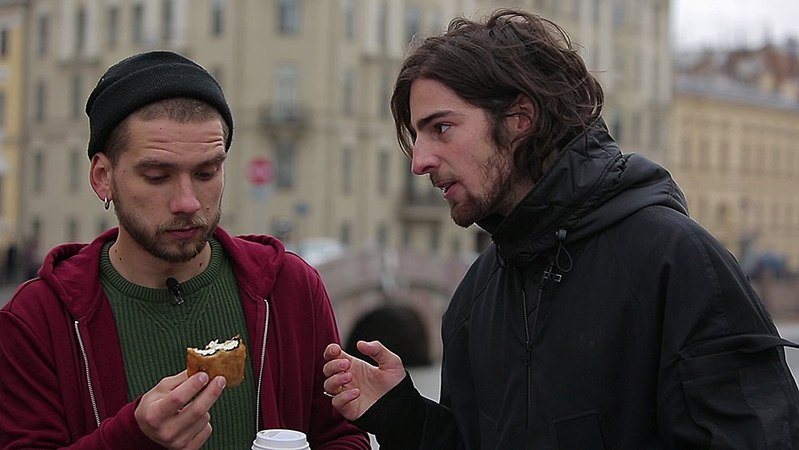 Еда, я люблю тебя. Санкт-Петербург. Воскресенье 12:10