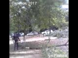Саратов 2017, ул. Рахова.