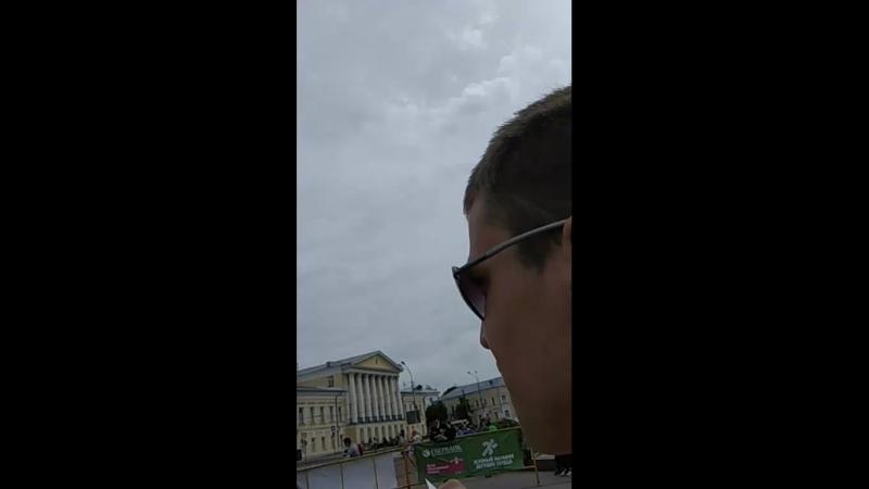 Никита Павлов Live