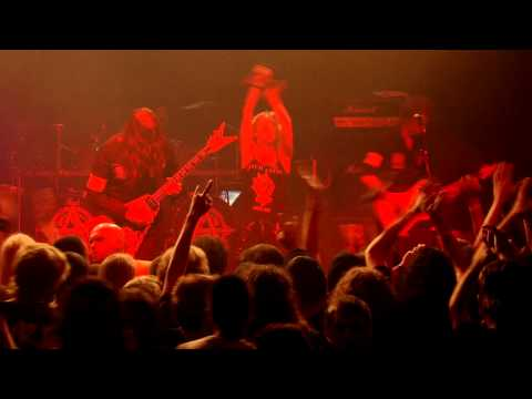 Arch Enemy Bloodstained Cross Live 10/1/11