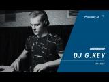 DJ G.KEY mashup @ Pioneer DJ TV Moscow