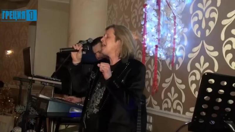 """Новогодний концерт А. Хлопкова (Маленький принц) в ресторане """"Golden 5"""""""