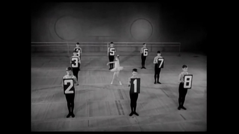 ФильмОсновы классического танца 1967 - Ориентация в пространстве, VK: урокиХореографии