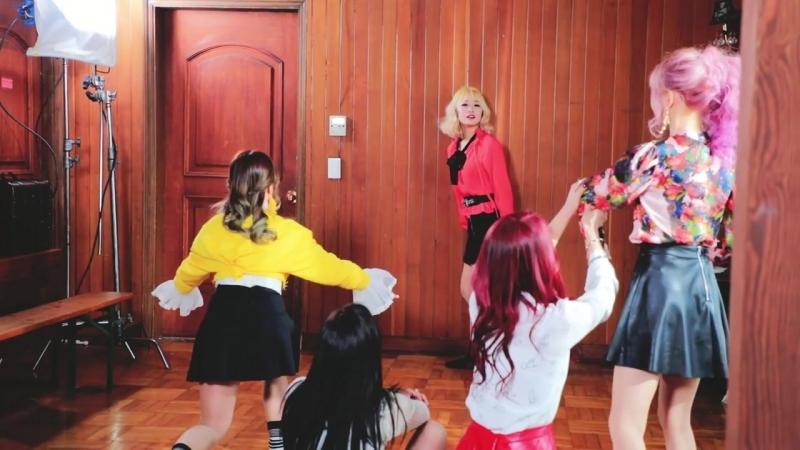 MARMELLO M_V making 2nd episode! 마르멜로의 MV 촬영기 2탄