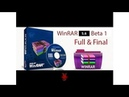 Winrar Portable Full Version Latest August 2018