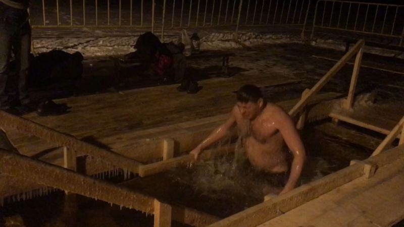 Крещение. Саранск Макаровка 2018
