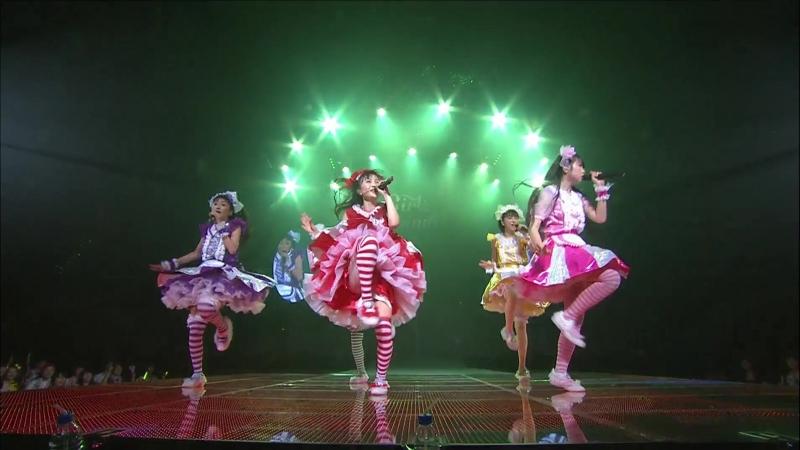 Momoiro Clover Z - Chai Maxx (Onna Matsuri 2012)