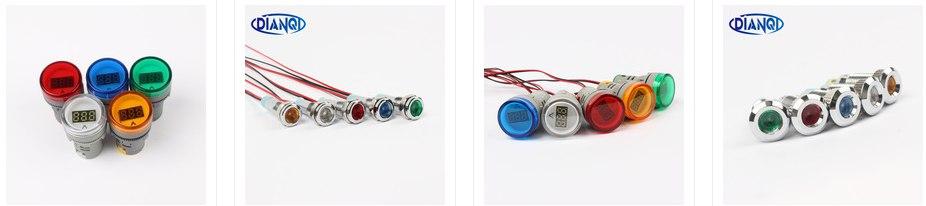 Светодиодные индикаторы различного применения