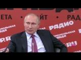Путин ответил на критику США из-за недопуска Навального на выборы президента