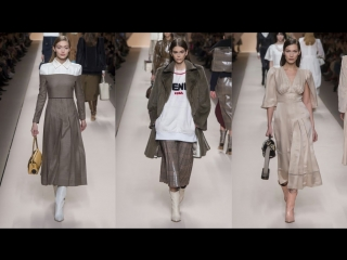 Gigi hadid vs kaia gerber vs bella hadid | fw 18 | runway collection