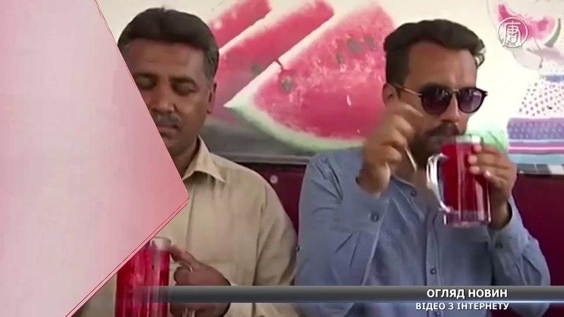 У Черкасах згоріли 2 автівки, у Пакистані аномальна спека, Шрі-Ланка потерпає від злив