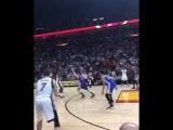 Как выглядит NBA с топовых мест