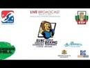 EUBC U15 European Boxing Championships ALBENA 2018 - Semis - Ring B - 28/05/2018 @ 14:00