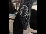 Tattoo artist_ Eliot Kohek