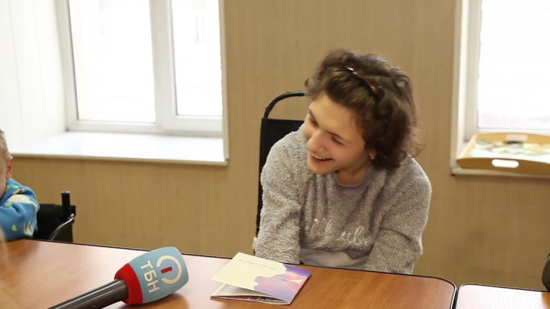 Спецрепортаж телеканала ТБН про СПбДДИ