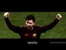 Первый гол Месси в ворота Челси | sancho