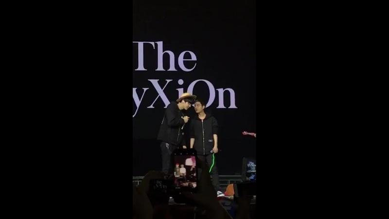 180428 The EℓyXiOn в Маниле