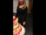 С днём рождения, Сабина!