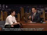 Cole Sprouse Shares Adorable Photos from His First Tonight Show [RUS SUB] [РУССКИЕ СУБТИТРЫ]