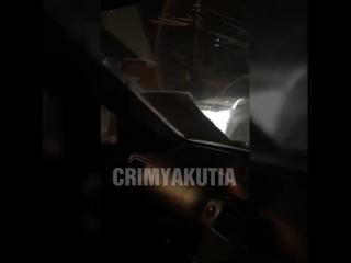 Массовое ДТП в Якутске. 02.03.2018