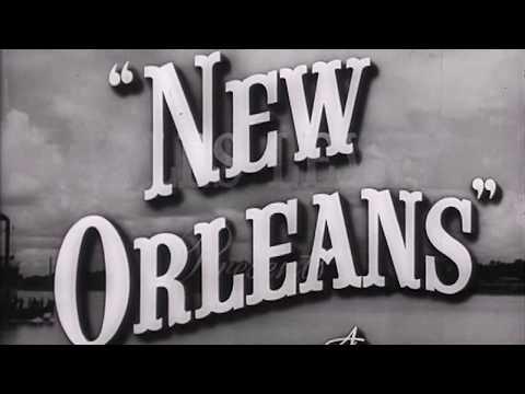 1947 Новый Орлеан New Orleans