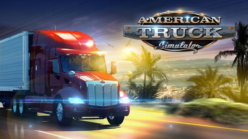 Стрим 68 по American Truck Simulator Multiplayer