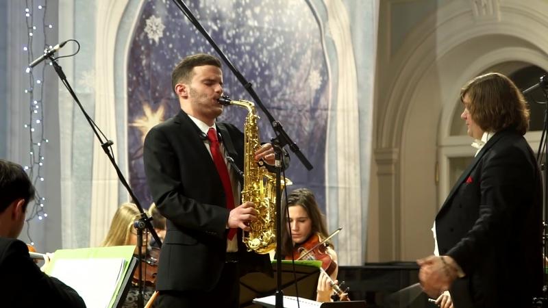 А.Глазунов. Концерт для саксофона с оркестром Es-dur Op 109