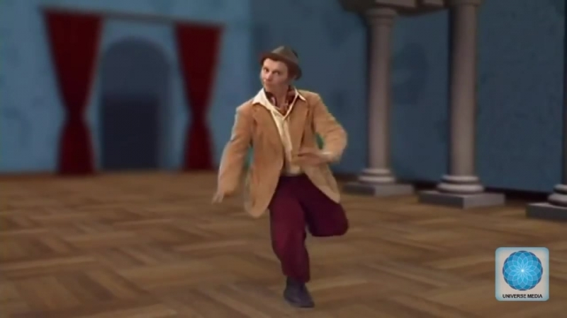 Маски шоу - Танцы в сельском Клубе