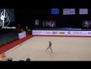 Алина Ермолова - обруч (финал) МТ, Лиссабон 2015