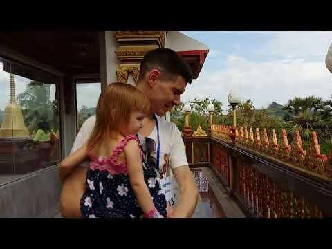 Тайланд. Храм, Крокодиловая ферма и крокодиловое шоу. Обзорная экскурсия Тайланд.