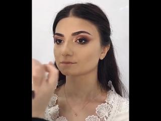 Как вам такой свадебный образ