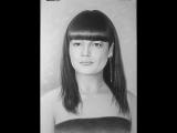 Портрет молодой девушки 2