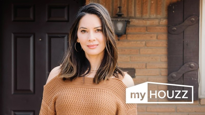 My Houzz: Olivia Munn's Surprise Renovation for Her Mom