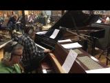 Michael Giacchino score sessions [2] #JurassicWorldFallenKingdom