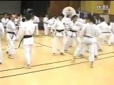 Asai ryu 空手道 Asai Tetsuhiko Hong Kong Karate 2003 松濤館空手道