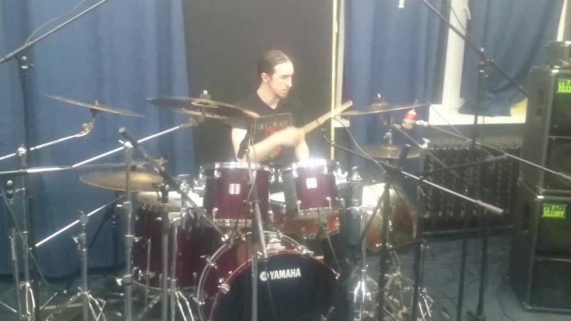 Contrabandist - Drums Rec.