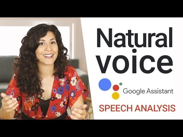 Intonation Analysis of Google Assistant | What makes a voice sound natural🤔