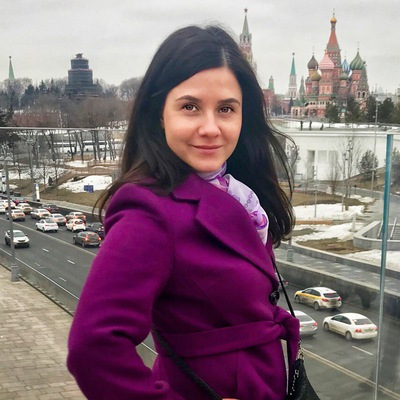 Катерина Визгалова